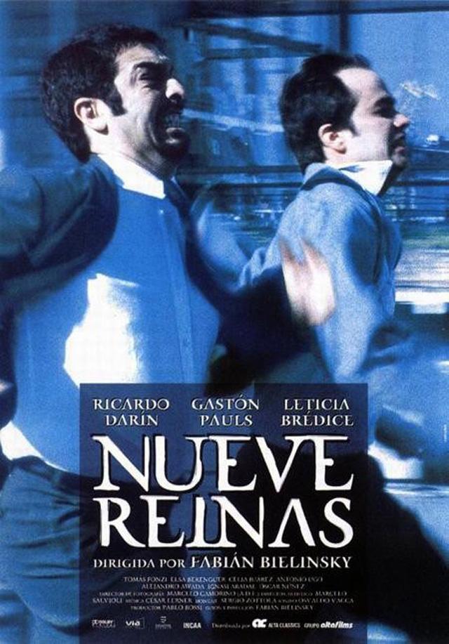 Nueve reinas (2000) - Filmaffinity