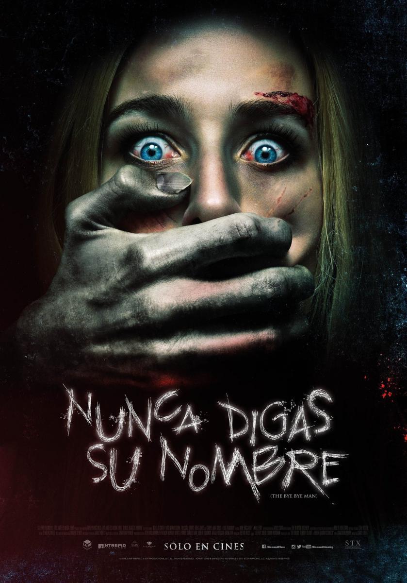 Nunca Digas Su Nombre (2017) [Brrip][Latino][1 Link][MEGA]