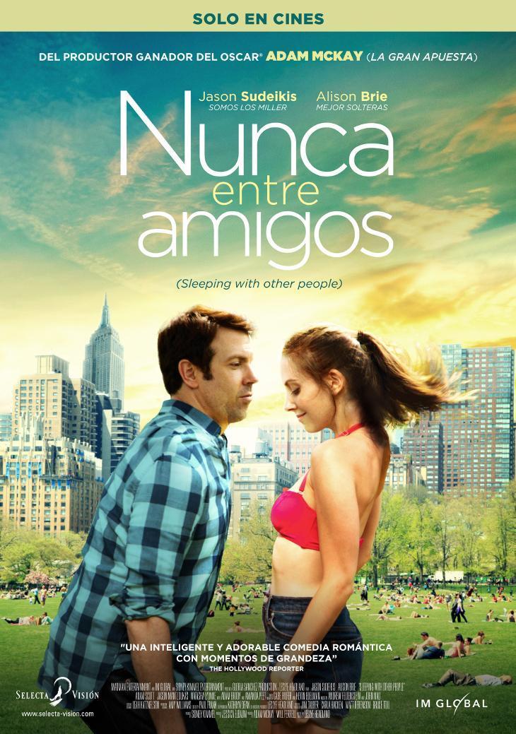 Nunca Entre Amigos (2015)