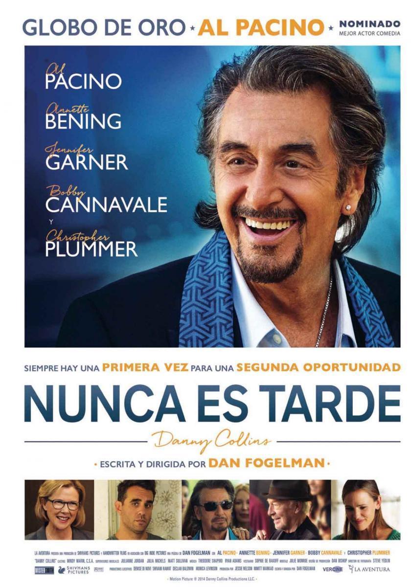 Nunca es Tarde (2015)