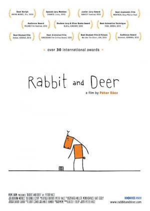 Nyuszi és öz (Rabbit and Deer) (C)