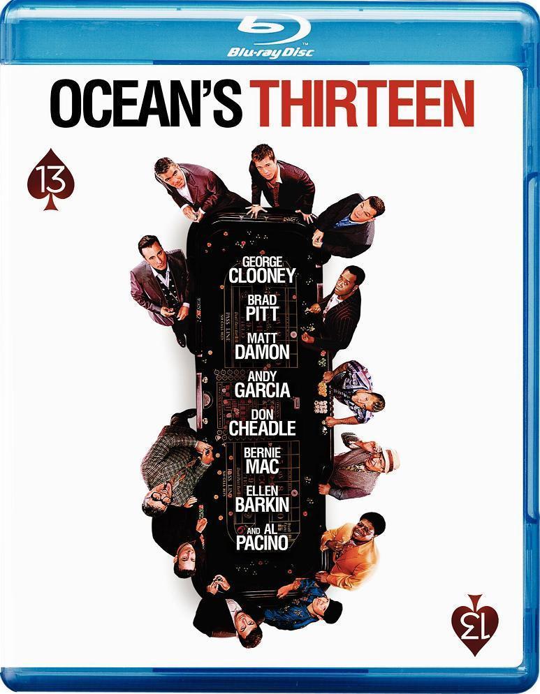 Ocean S Thirteen 2007 Filmaffinity