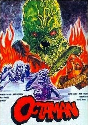 Image result for images of 1971 movie octoman