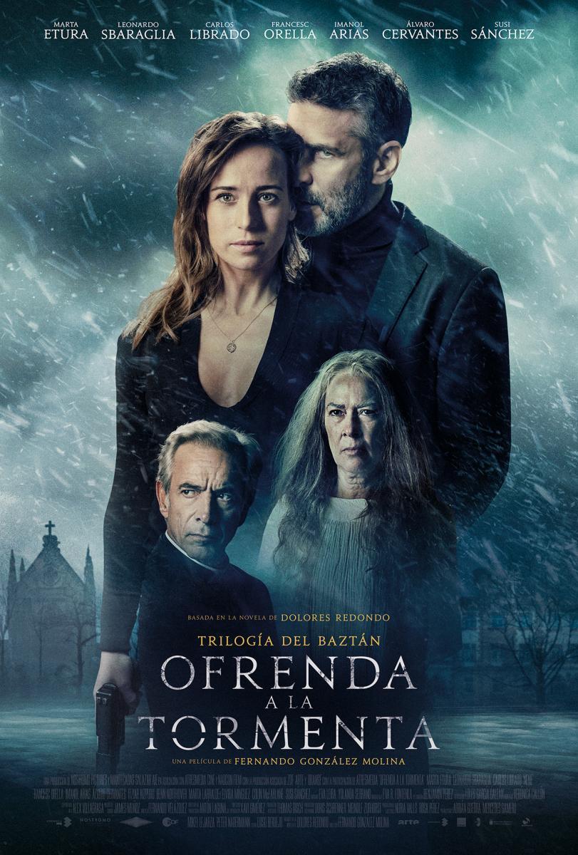 Ofrenda a la tormenta (2020) - Filmaffinity