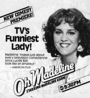 Oh Madeline (Serie de TV)