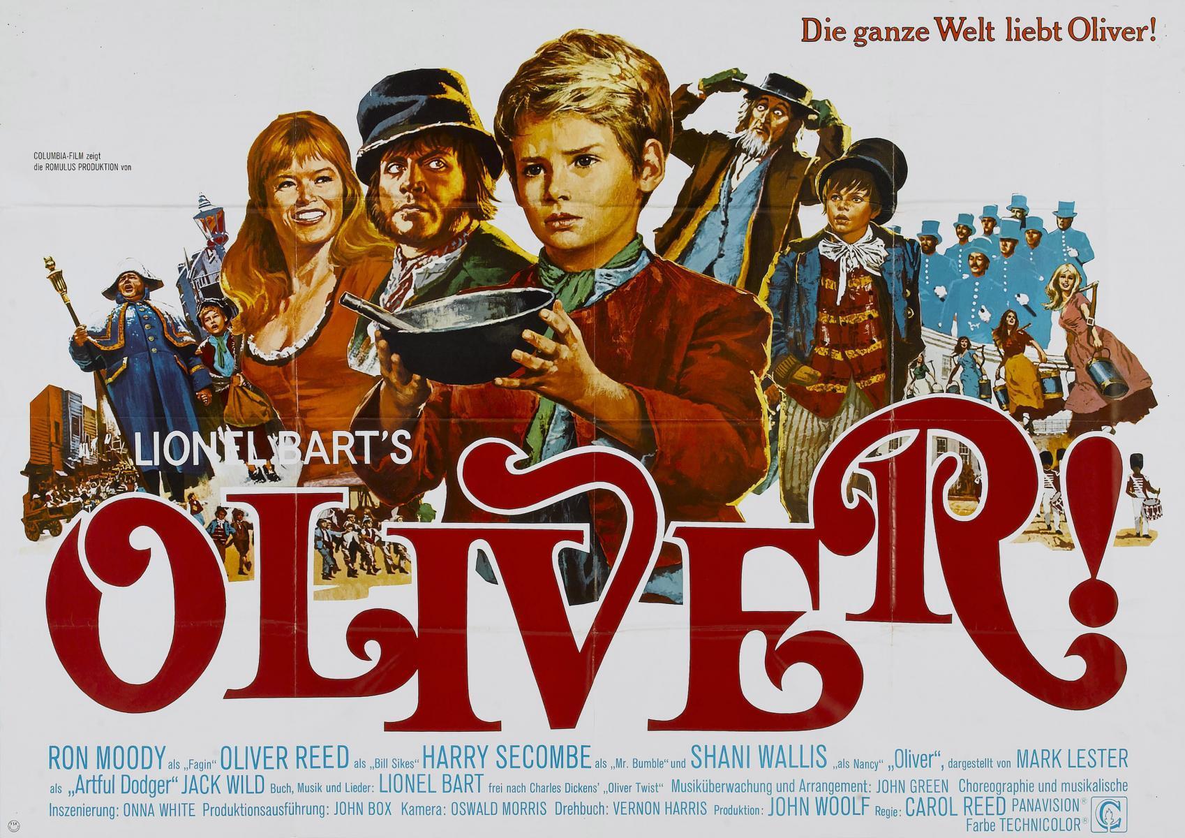 Oliver (1968) - Filmaffinity