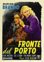 On the Waterfront  - Posters