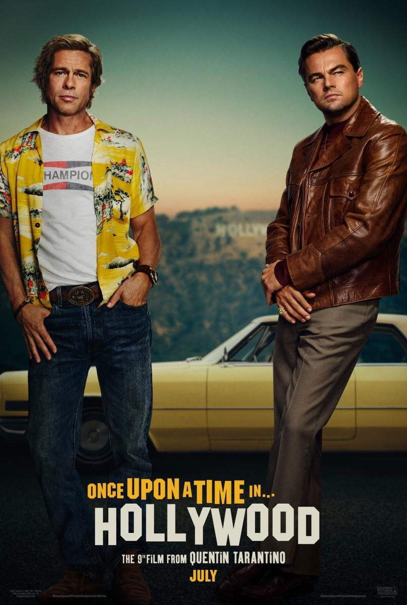 Once Upon a Time in    Hollywood (2019) - Filmaffinity