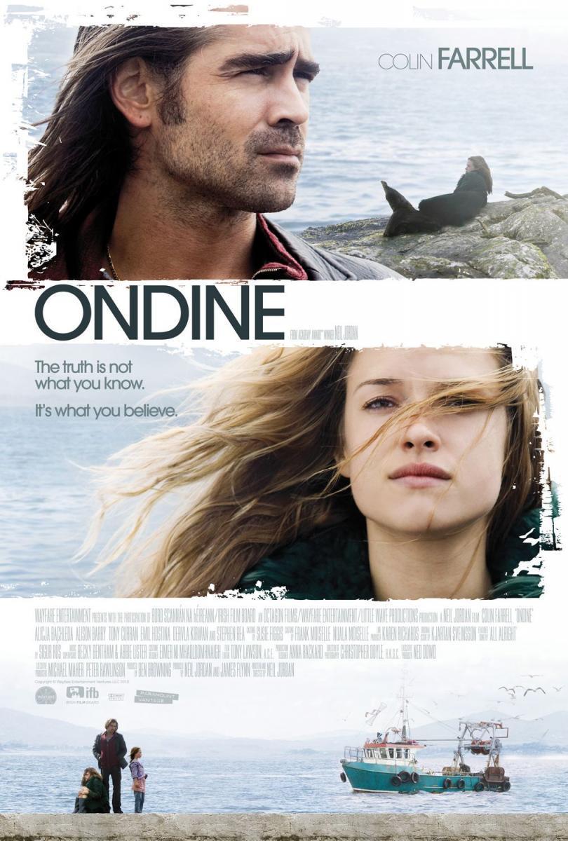 [好雷] 情陷美人魚 Ondine (2009 愛爾蘭片)