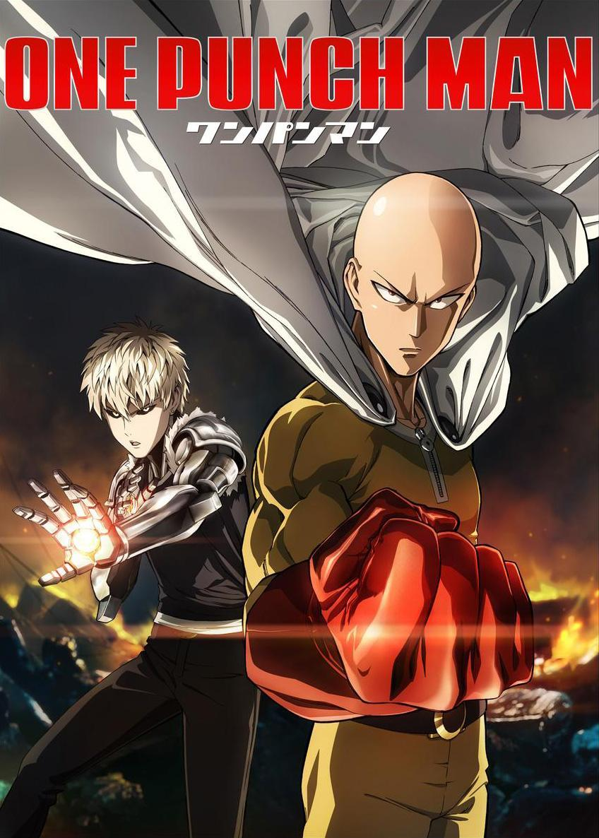 Image gallery for One-Punch Man (TV Series) - FilmAffinity