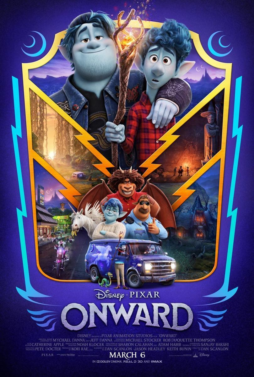 Onward (2020) - Filmaffinity