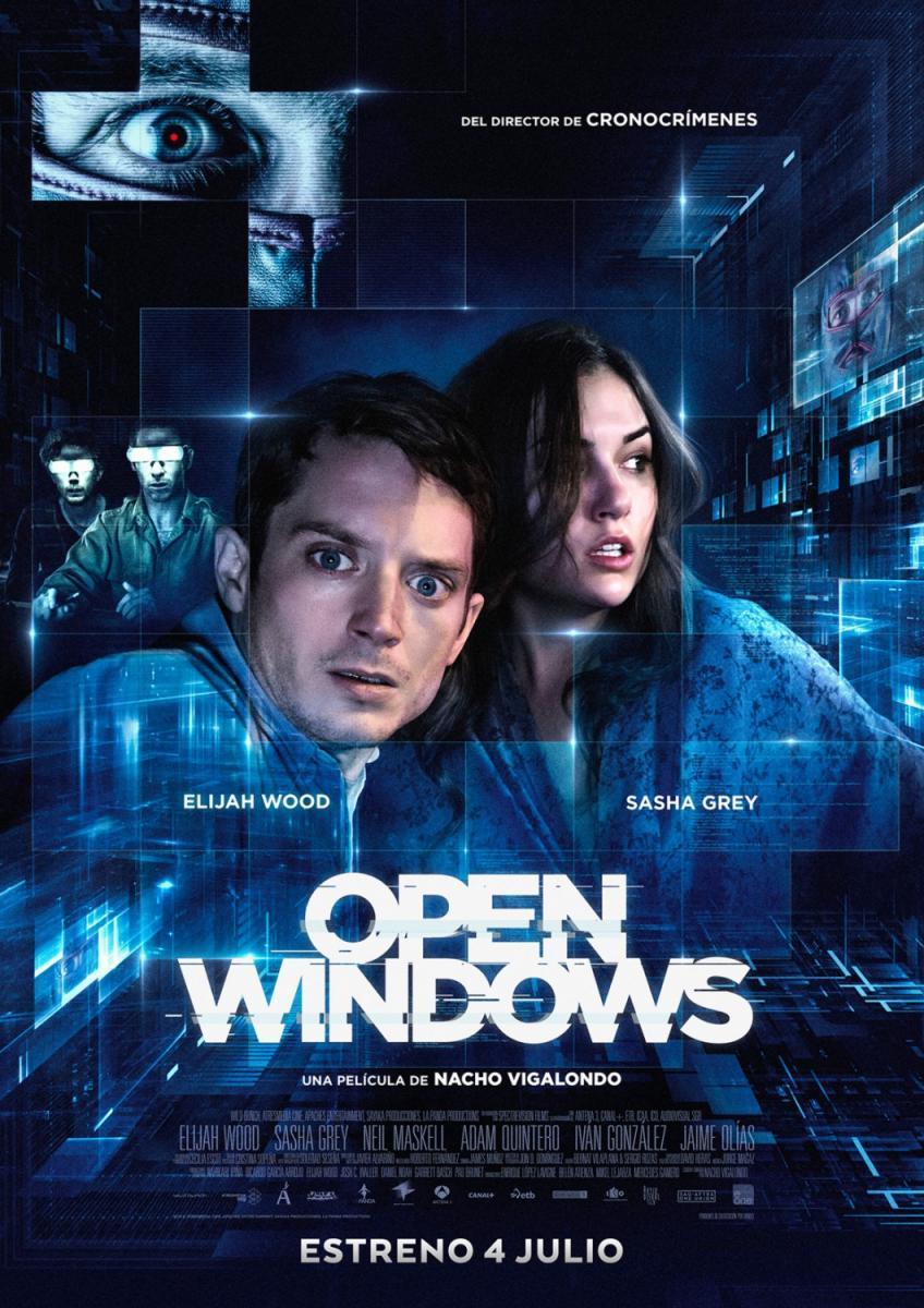 Open Windows Stream