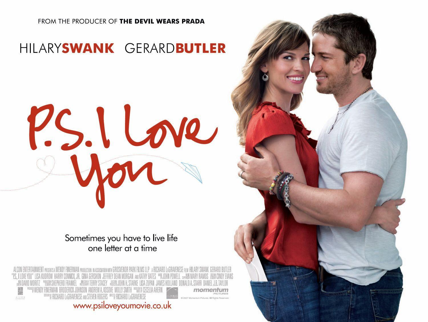 Image Gallery For P S I Love You Filmaffinity