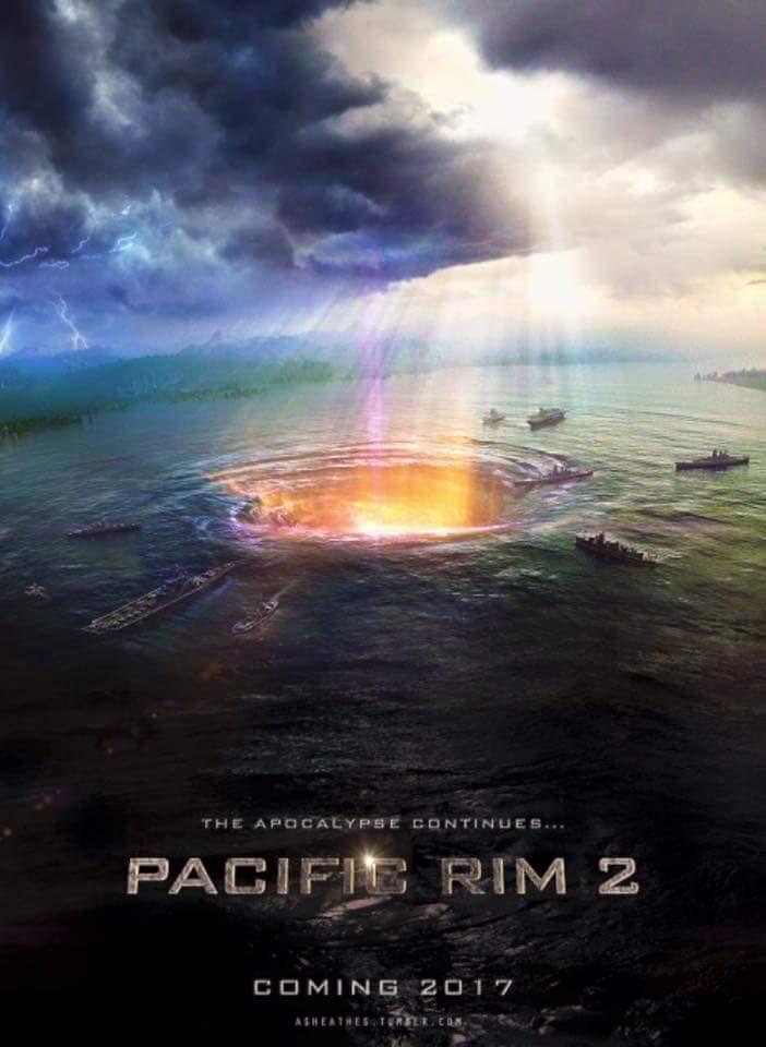 Pacific Rim Uprising 2018 Filmaffinity