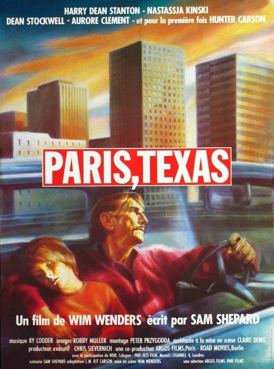 Image Gallery For Paris Texas FilmAffinity