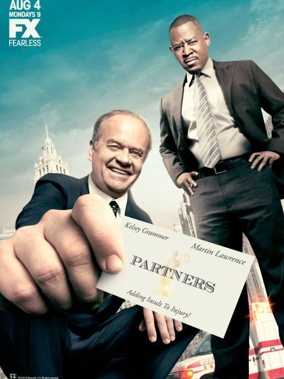 Capitulos de: Partners (2014)