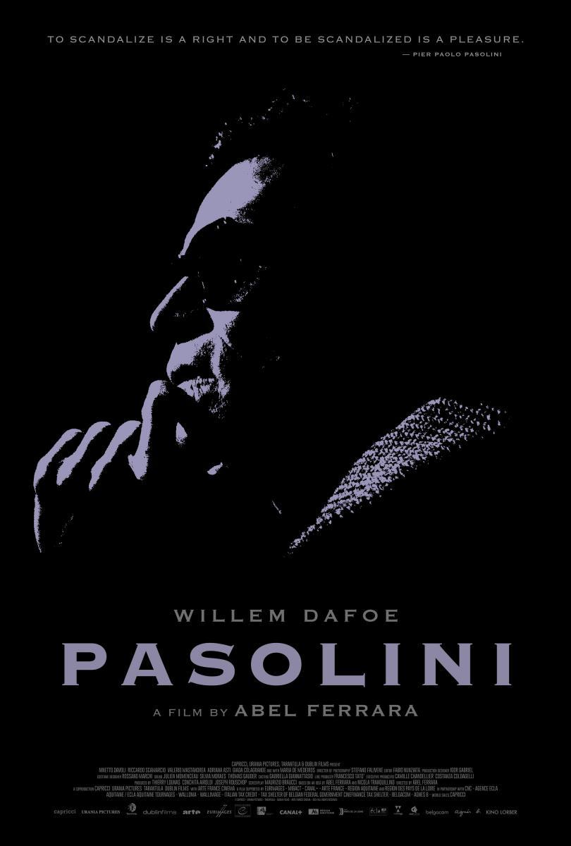 Pasolini 20   Filmaffinity