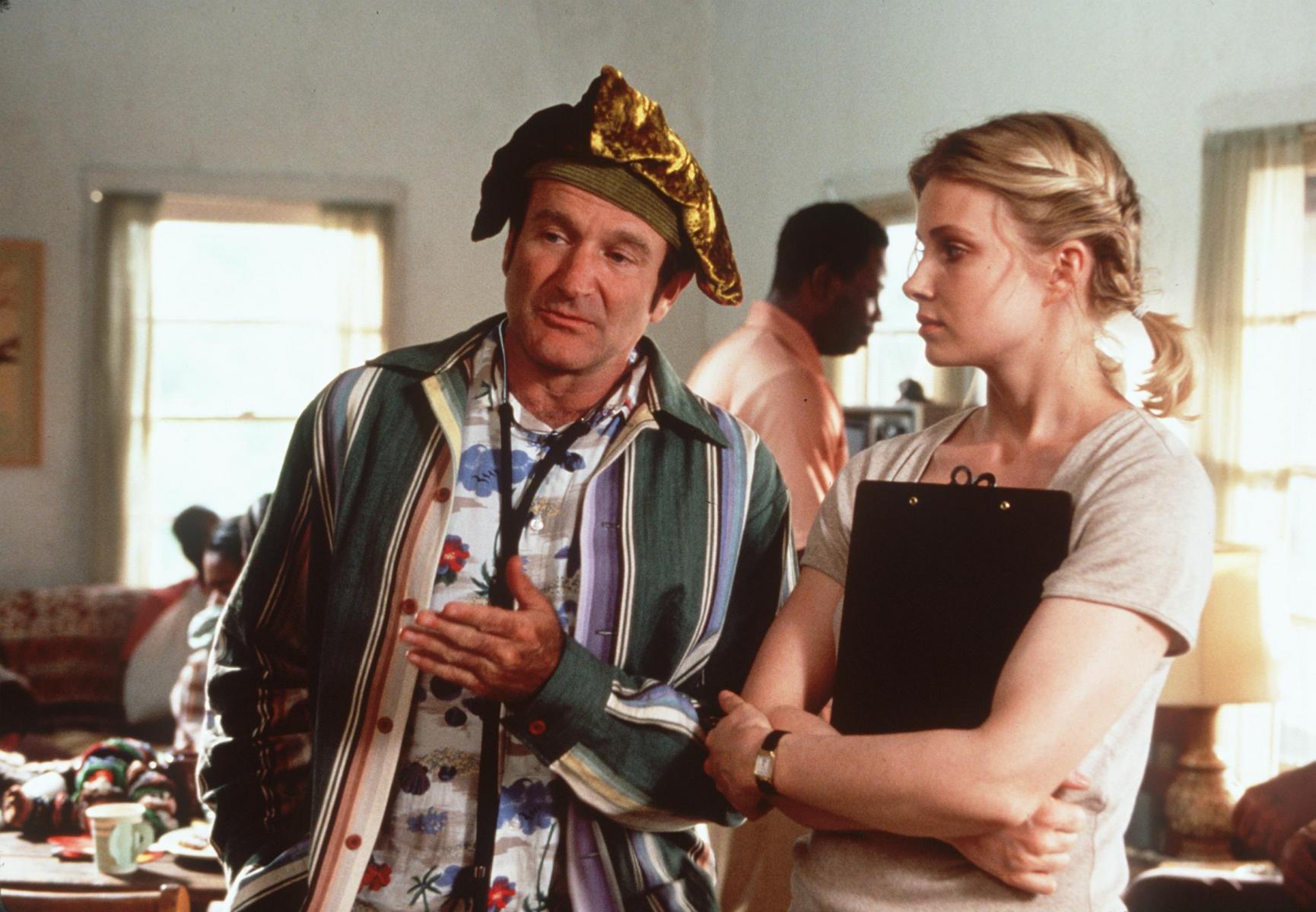Patch Adams 1998 Filmaffinity