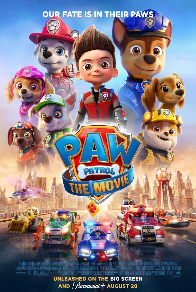 Paw Patrol: La película (2021) - Filmaffinity