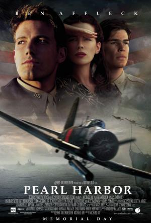 Pearl Harbor, entre el fuego y la pasión