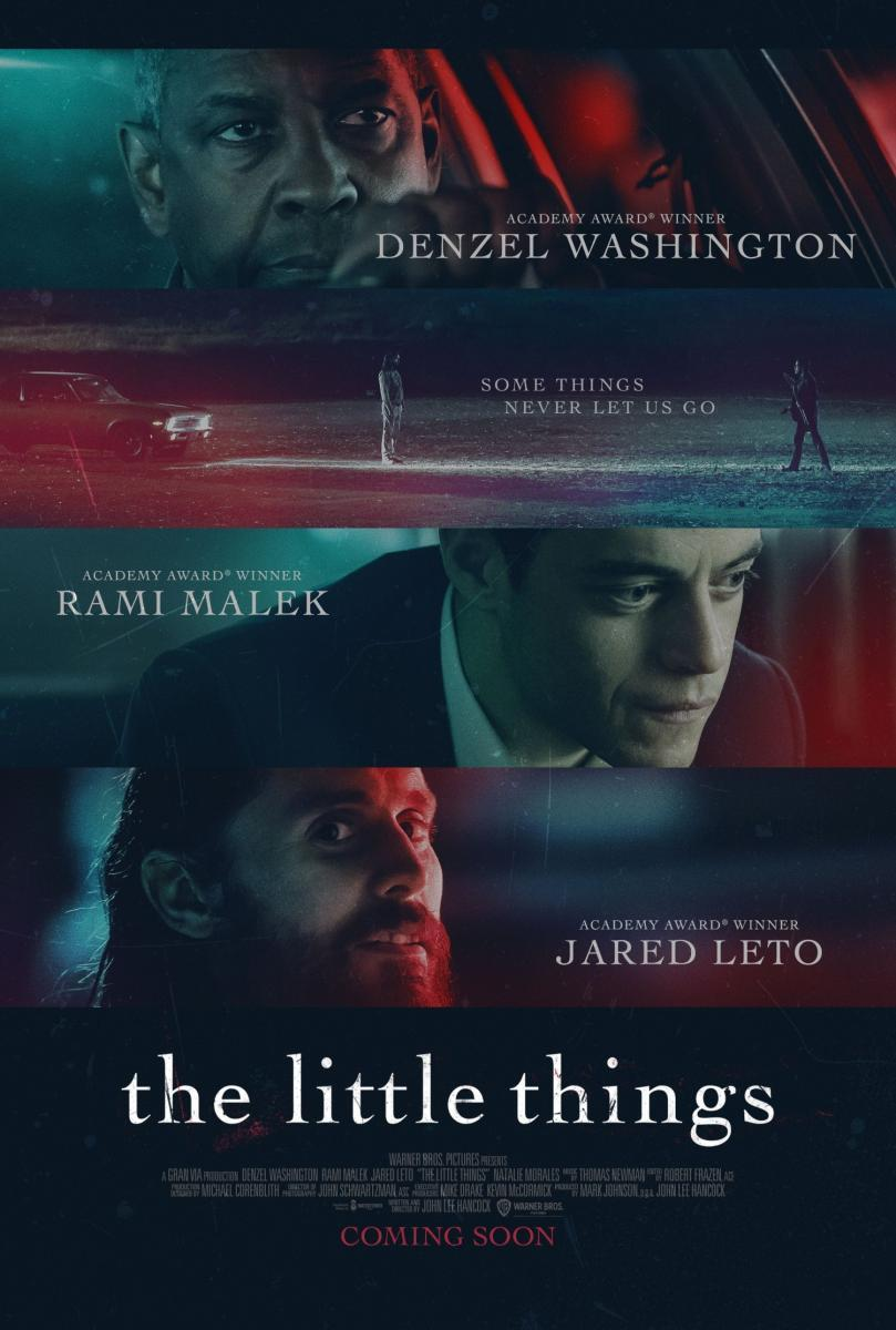 The Little Things 2021 HD 1080P Descargar