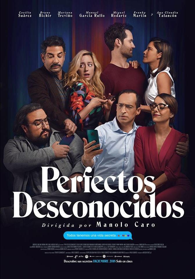 Perfectos Desconocidos 2018 Filmaffinity