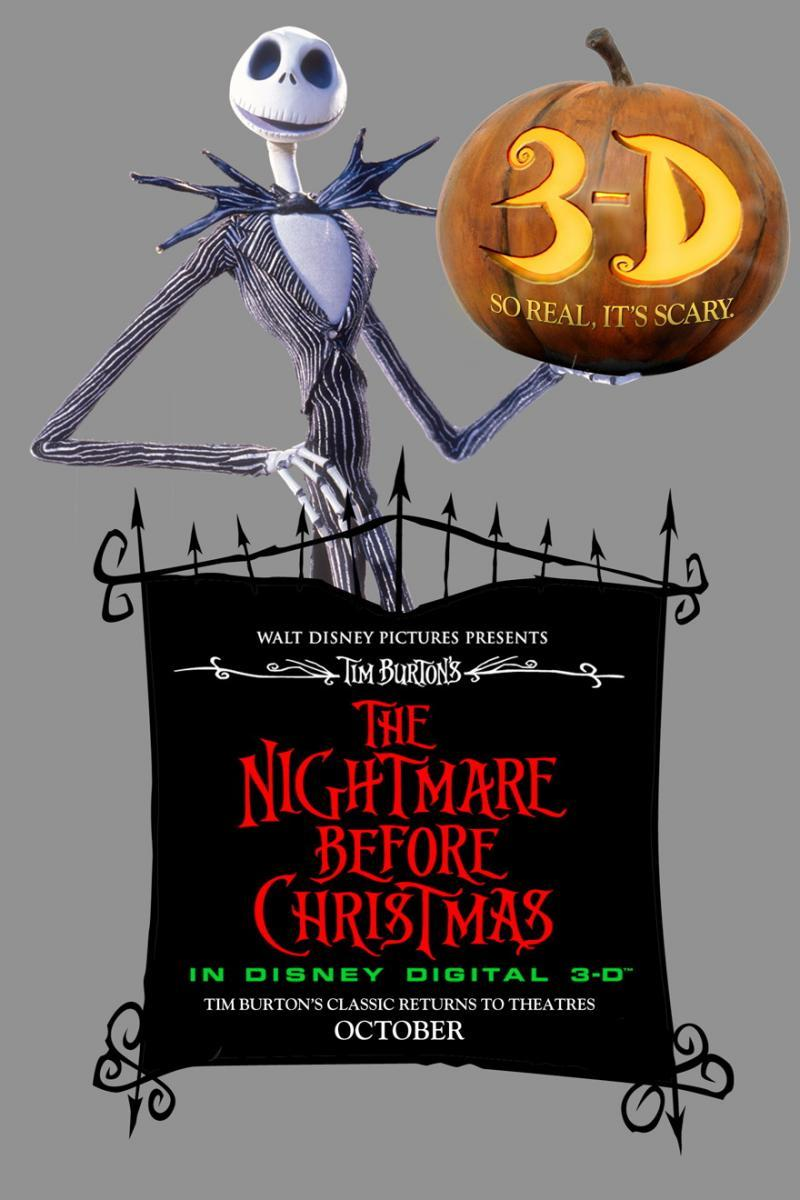 an analysis of the nightmare before christmas
