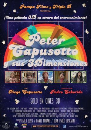 Peter Capusotto y sus 3 dimensiones