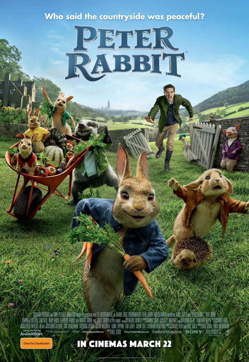 Peter Rabbit 2018 Filmaffinity