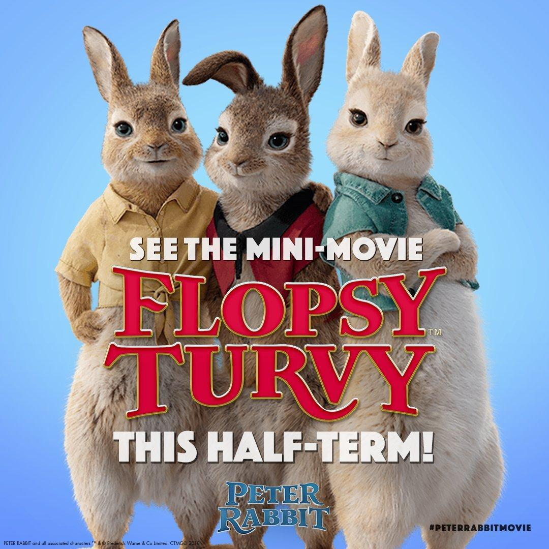 Image Gallery For Peter Rabbit Flopsy Turvy S Filmaffinity