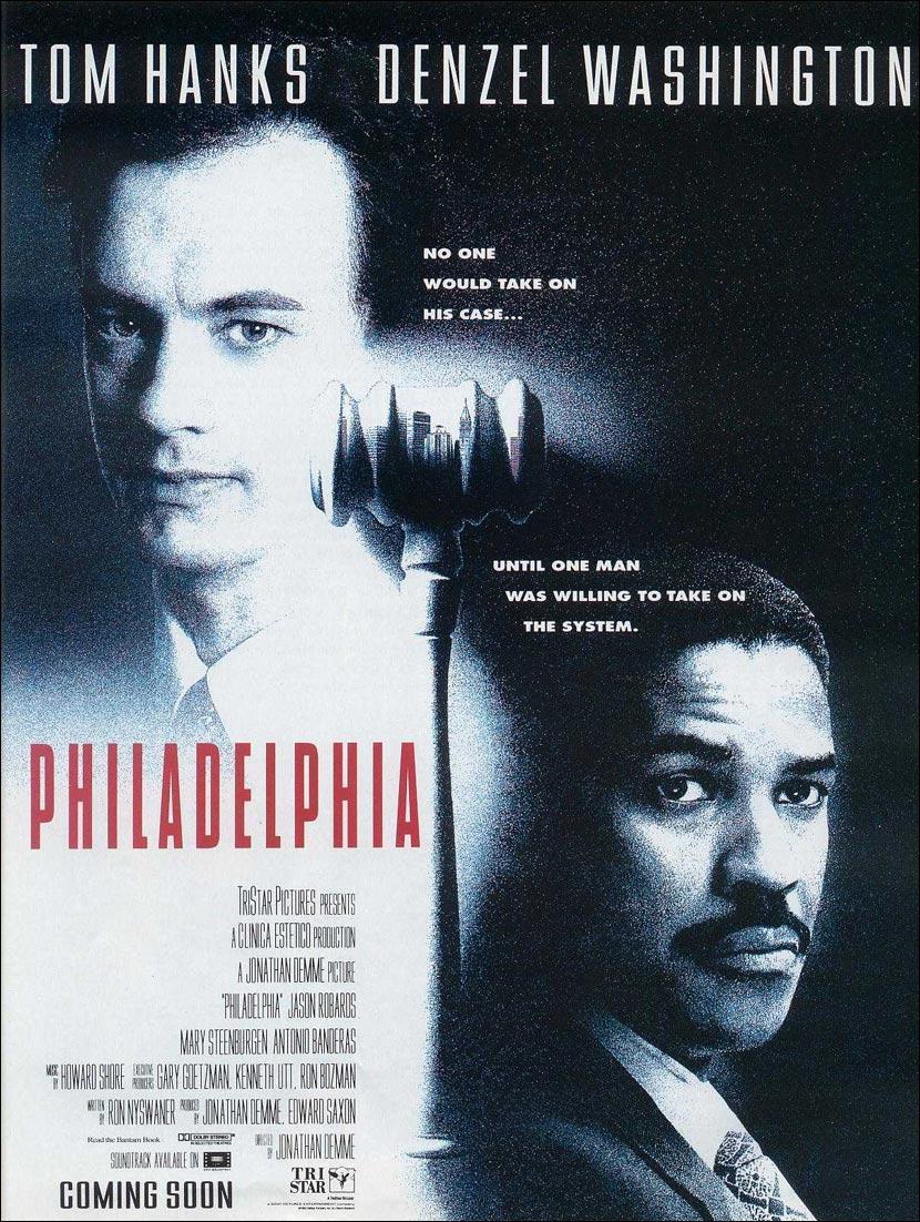 Philadelphia (1993) - Filmaffinity