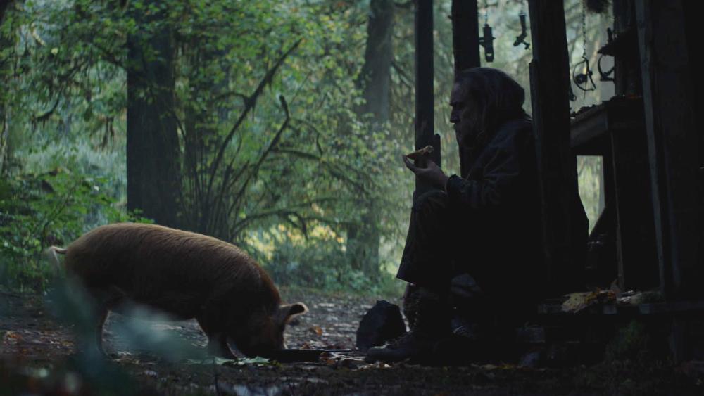 Pig (2021) - Filmaffinity