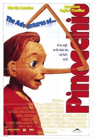 Pinocho, la leyenda