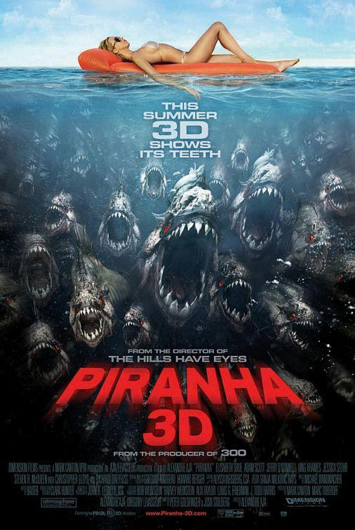 Piraña 3D (BRRip Latino – Ingles – Castellano 1080p) 2010