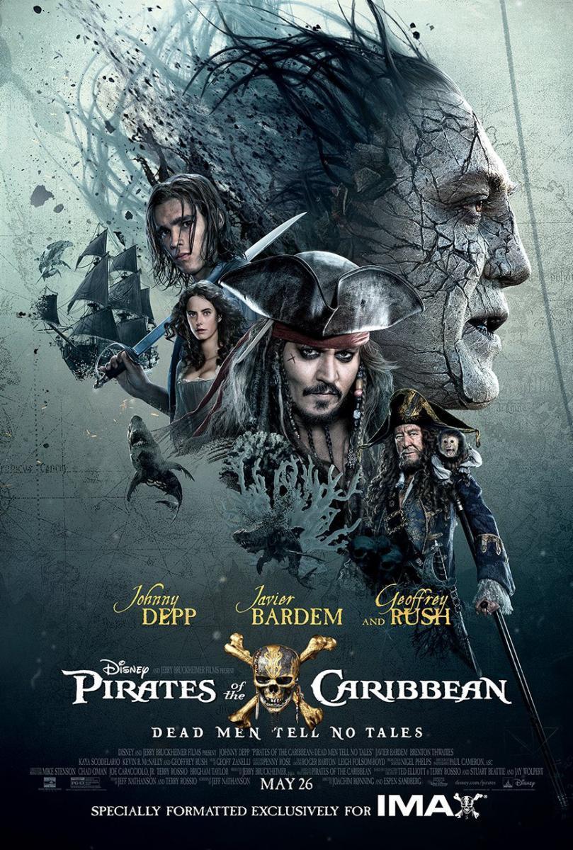 Piratas Del Caribe La Venganza De Salazar 2017 Filmaffinity