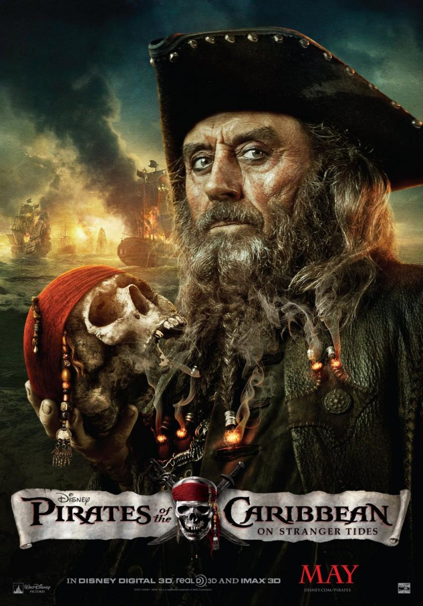 Pirates Of The Caribbean On Stranger Tides 2011 Filmaffinity