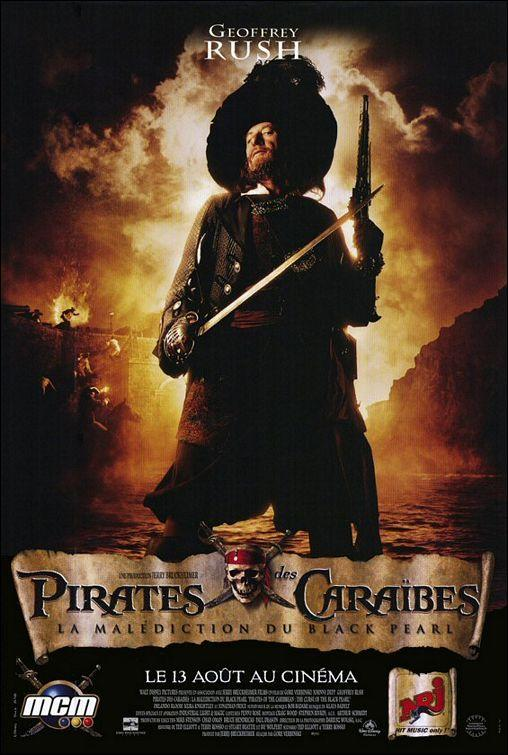 Pirates Of The Caribbean The Curse Of The Black Pearl 2003 Filmaffinity