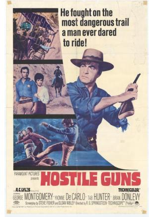 Pistolas hostiles
