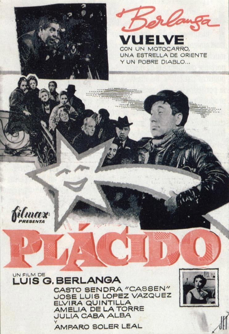 Plácido (1961) - Filmaffinity