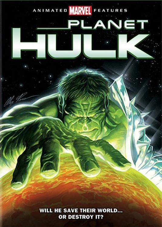 Planet Hulk (2010) - Filmaffinity