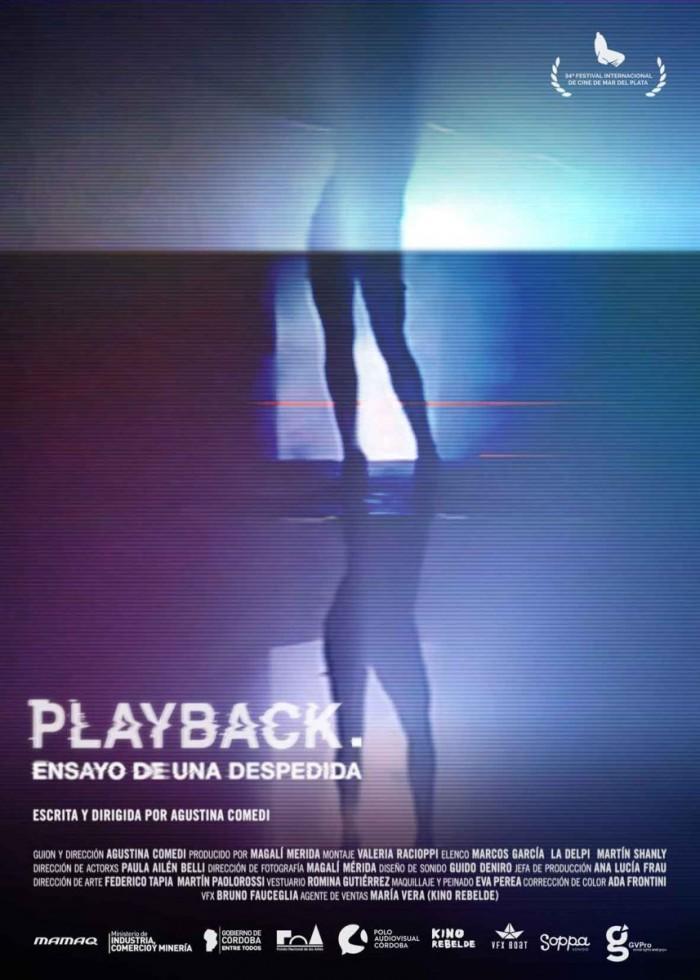 Playback. Ensayo de una despedida (C) (2019) - Filmaffinity