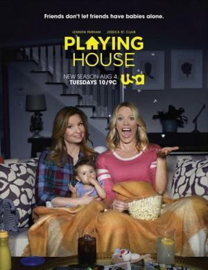 Playing House (Serie de TV)