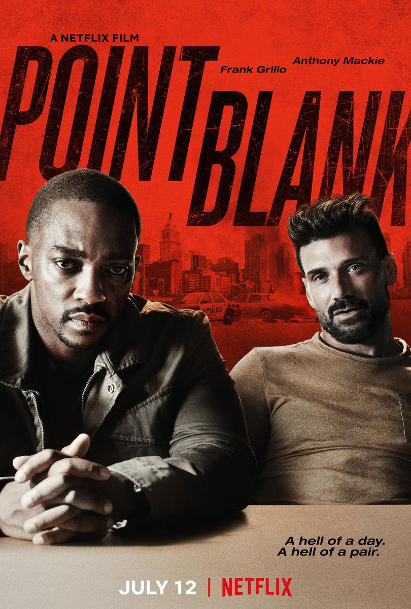 Point Blank (A quemarropa) (2019) | DVDRip Latino HD GoogleDrive 1 Link