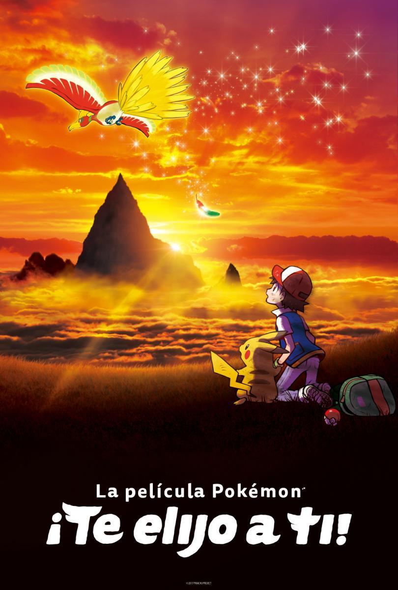 Pokémon: ¡Te Elijo a ti! - Castellano