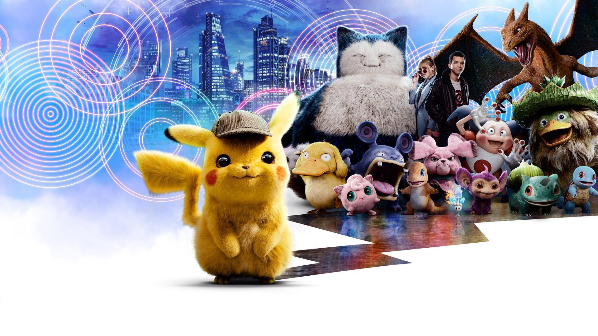Sección Visual De Pokémon Detective Pikachu Filmaffinity