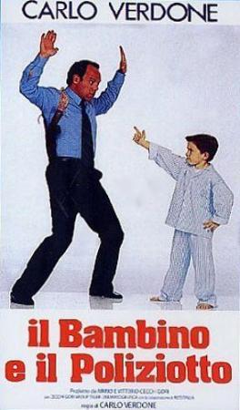 Poli con niño