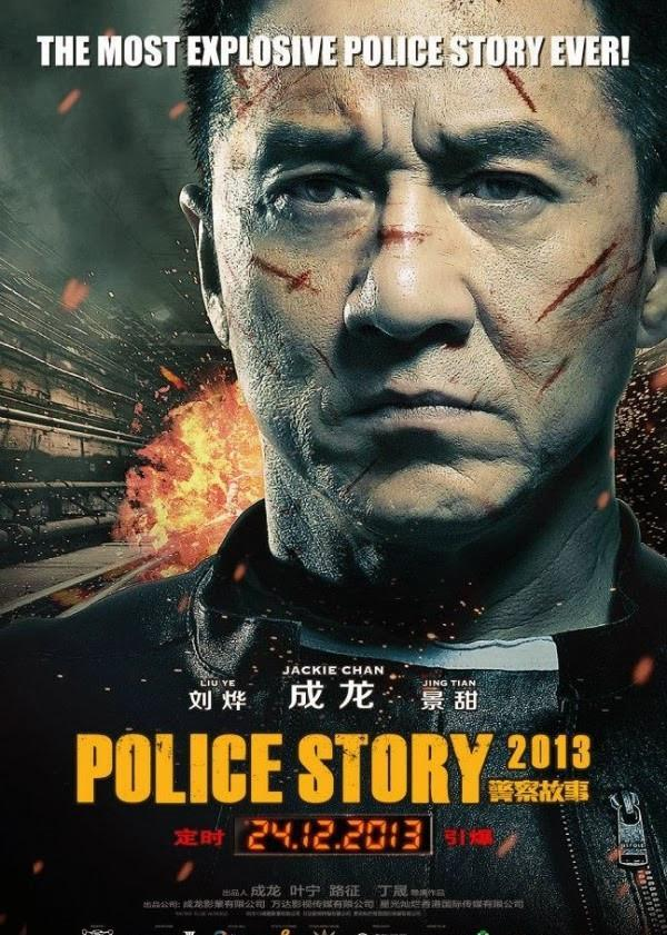 Police Story Hindi dubbed Full Movie Download