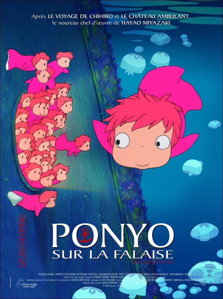 Ponyo 2008 Filmaffinity
