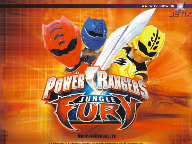 Power Rangers Jungle Fury (TV Series) - Wallpapers