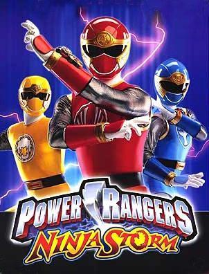 Power Rangers Tormenta Ninja Serie De Tv 2003 Filmaffinity